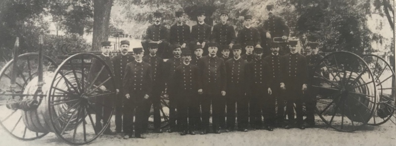 lakeville Hose Co. 1908