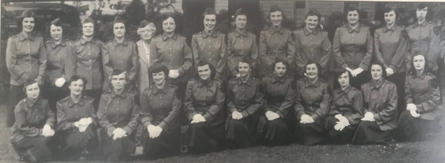 ladies Auxiliary June 1955